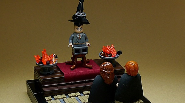 harry potter legoları