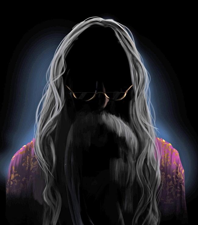 dumbledore-portre