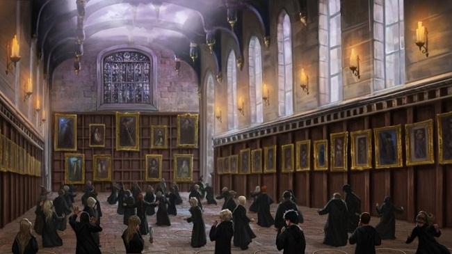 hogwarts-portreler