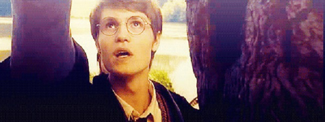 James Potter young