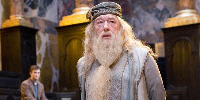 Michael Gambon dumbledore