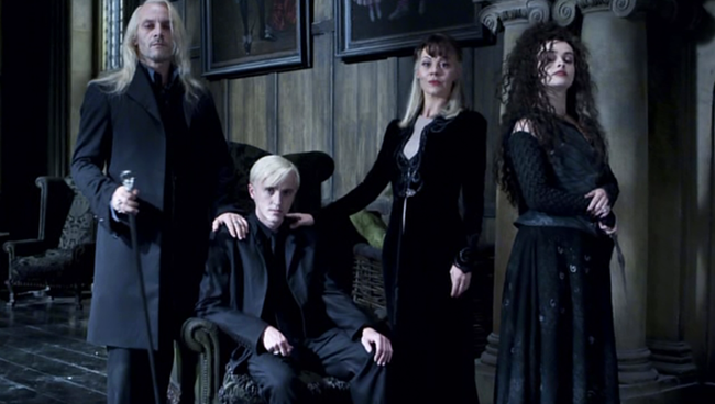 The_Malfoy_Family