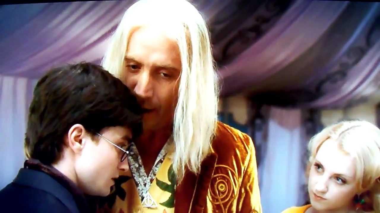 Xenophilius - Luna Lovegood - Harry Potter