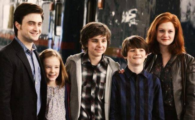 Yeni Potter Ailesi Fantastik Canavarlar