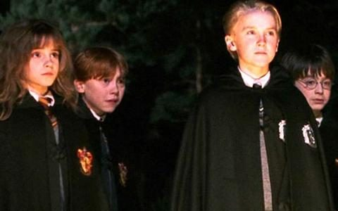 harry-ron-draco-hermione
