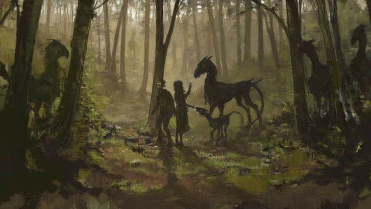 Thestrals-Luna-Illustrasyon