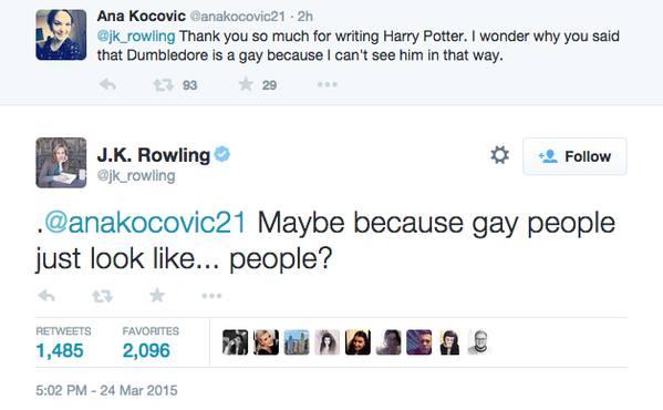 j.k. rowling twitter