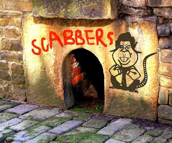 scabbers-duvar