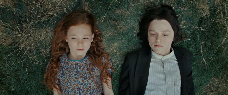 Snape ve Lily Çocukluk