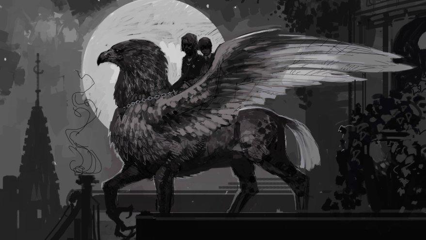 Buckbeak 3