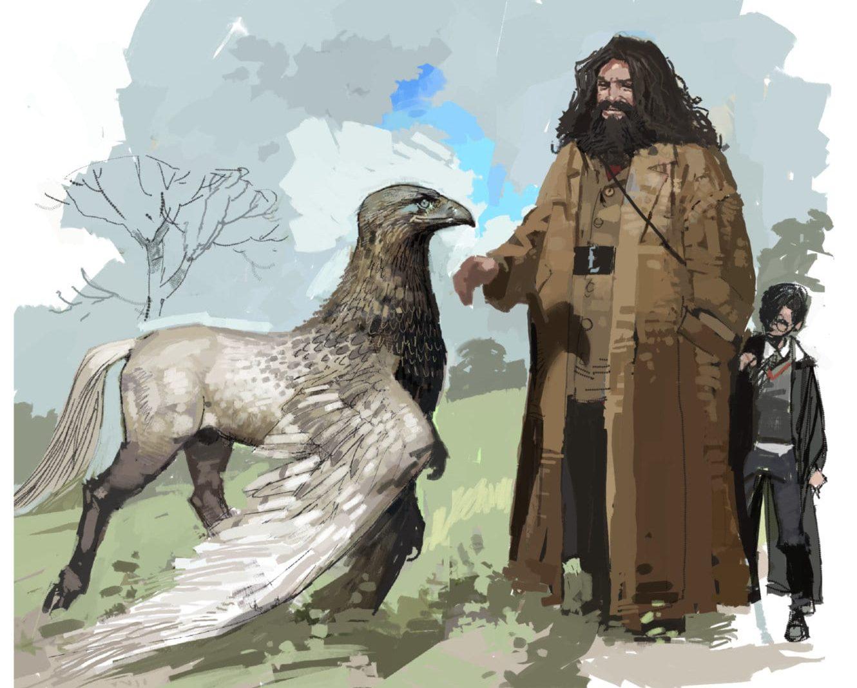 Buckbeak 4