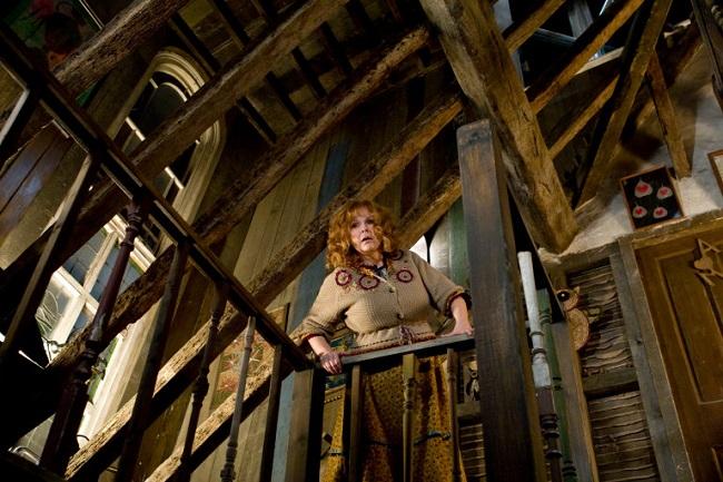 Molly Weasley hotelier