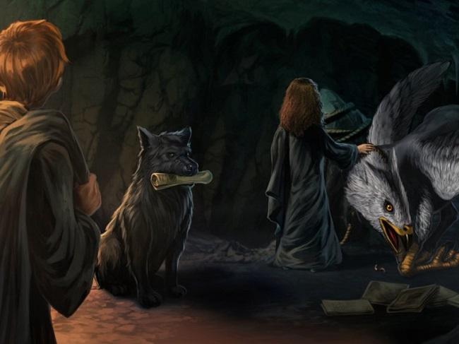 Sirius Animagi