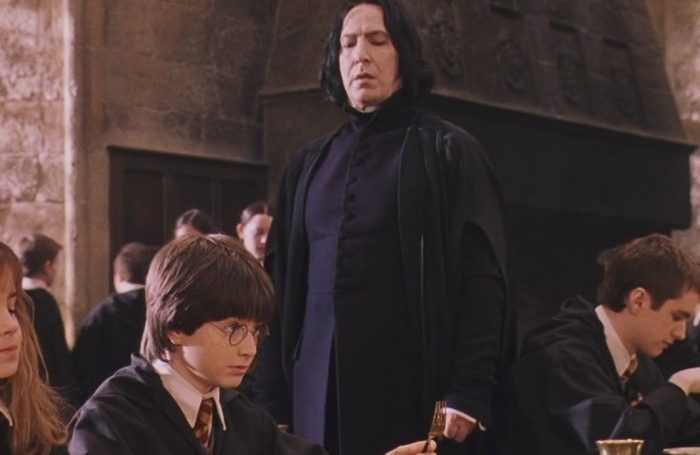 Snape in Potions