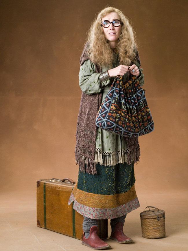 Sybil Trelawney 2