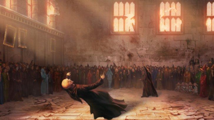 Voldemort FinalBattle
