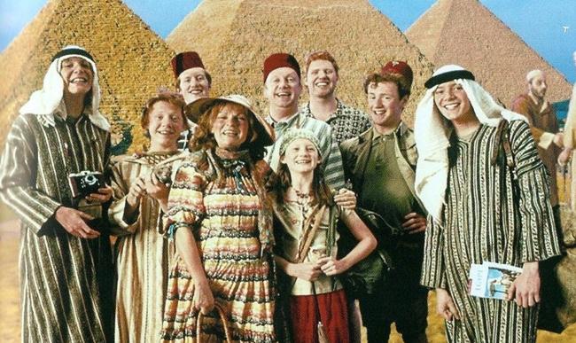 weasley-ailesi-misir