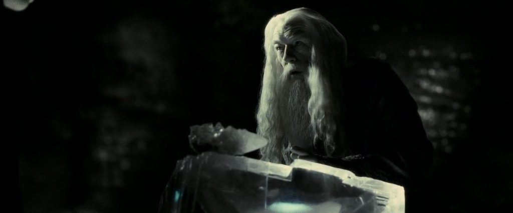 3 dumbledore on emerald potion