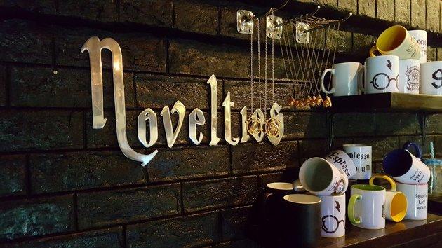 Hogwarts Kafe Hediyelik Eşya