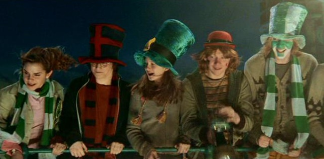 Weasley-at-quidditch-world-cup