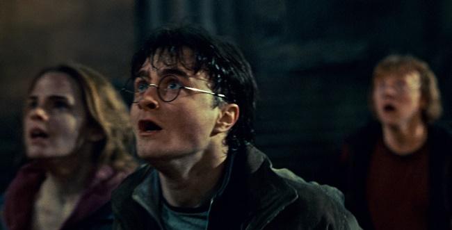 Olum Yadigarlari Harry Potter