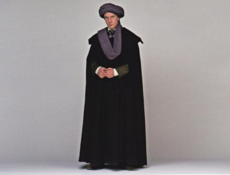 profesor quirrell kiyafet