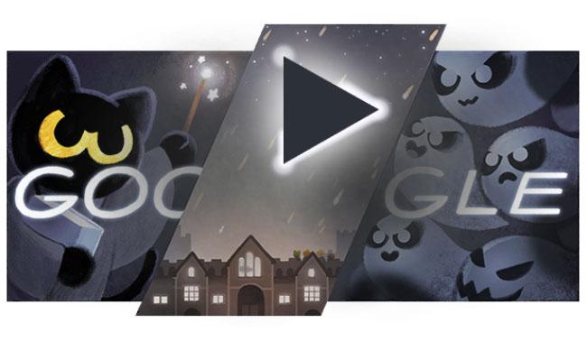 google-hallowen