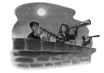 harry-hermione-astronomi
