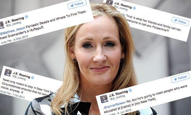 Twitter Jk Rowling