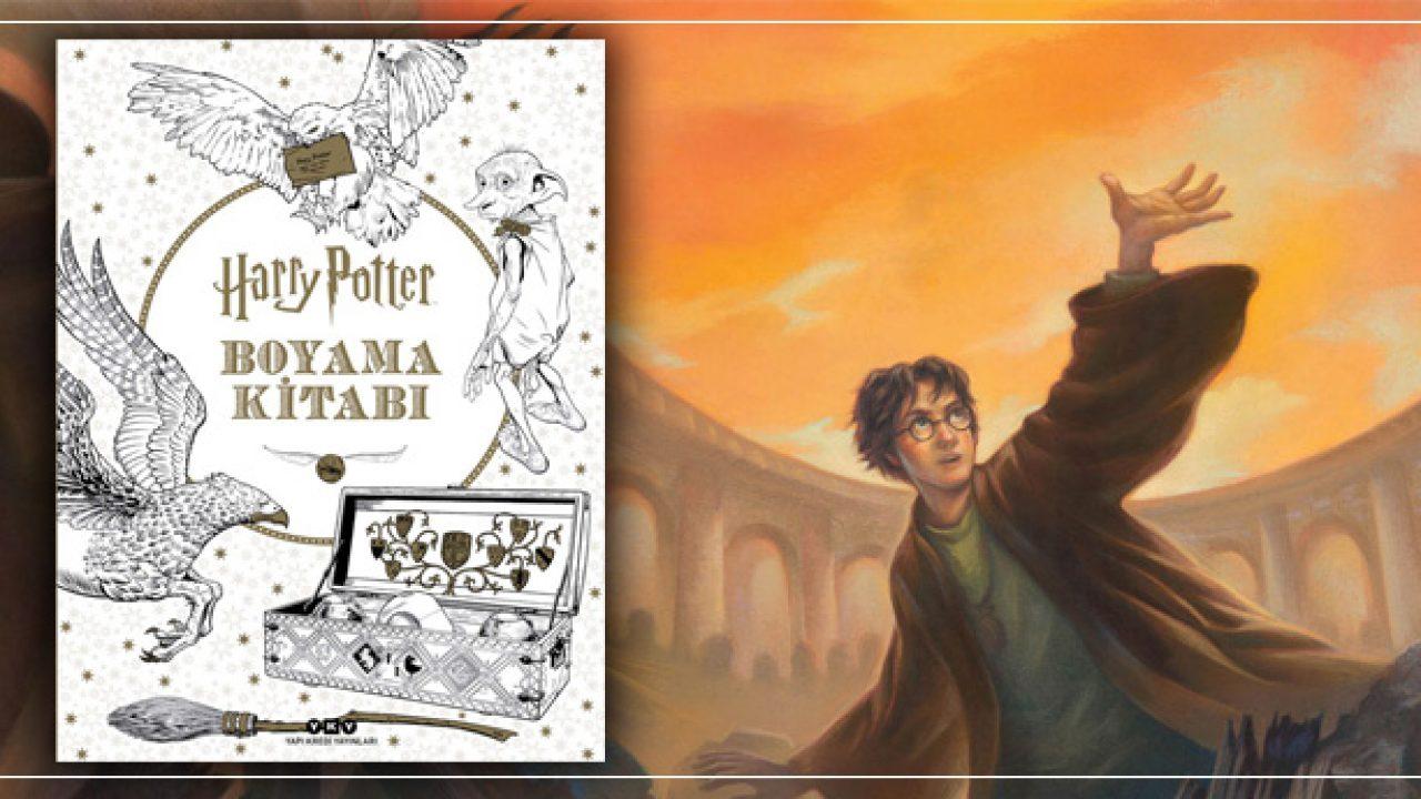 Harry Potter Boyama Gazetesujin